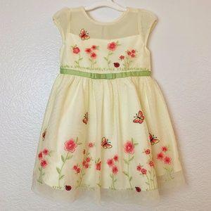 Jona Michelle Girls Dress 4T
